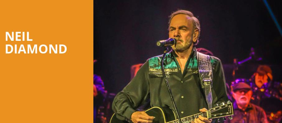 Neil Diamond, Talking Stick Resort Arena, Phoenix