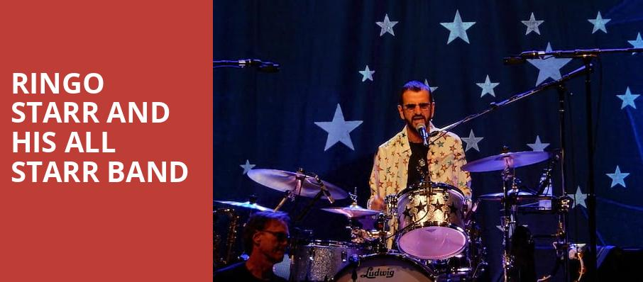 Ringo Starr And His All Starr Band, Celebrity Theatre, Phoenix