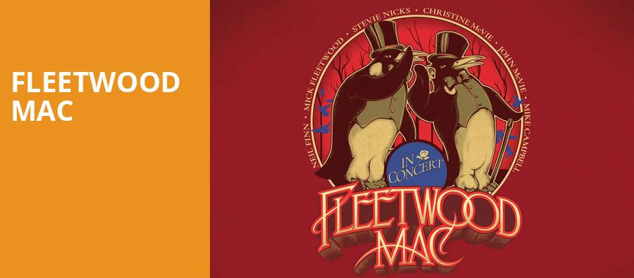 Fleetwood Mac, Talking Stick Resort Arena, Phoenix