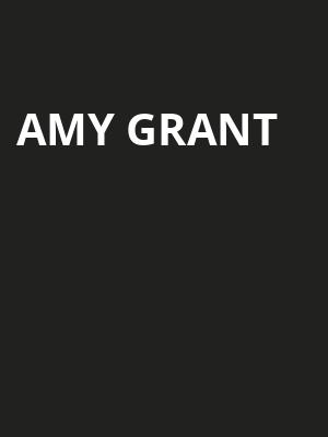 Amy Grant Poster
