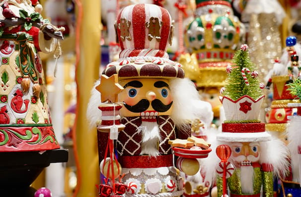 The Nutcracker dates for your diary