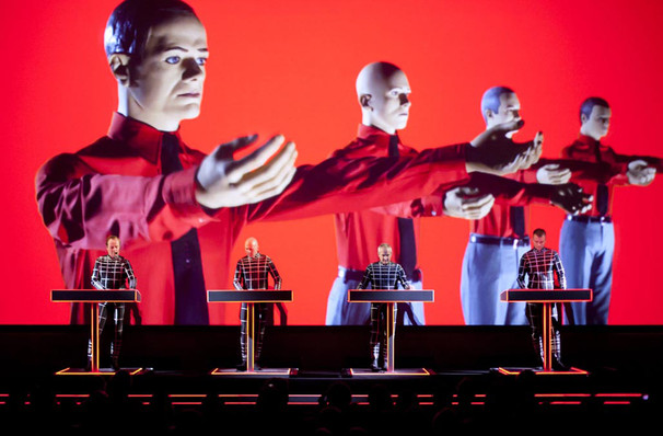 Kraftwerk dates for your diary